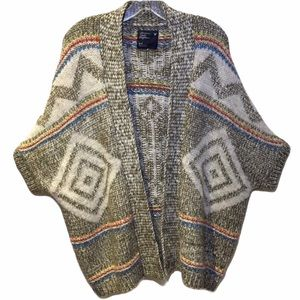 AMERICAN EAGLE OUTFITTERS Open Front Cardigan M